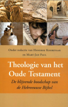 Mart-Jan Paul Hendrik Koorevaar, Theologie van het Oude Testament