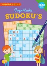ZNU Superleuke sudoku`s 10-12 jaar