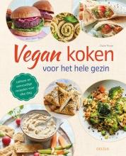 Claire POWER , Vegan koken voor het hele gezin