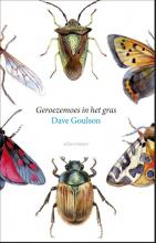 Dave  Goulson Geroezemoes in het gras