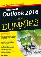 Bill Dyszel , Microsoft Outlook 2016 voor Dummies