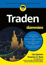 Grayson D. Roze Lita Epstein, Traden voor Dummies