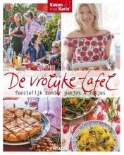 Karin Luiten , De vrolijke tafel