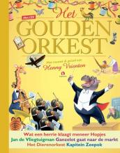 Ilo Orleans Gertrude Crampton  Helen Palmer  Rindert Kromhout, Het gouden orkest