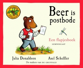 Julia Donaldson Beer is postbode