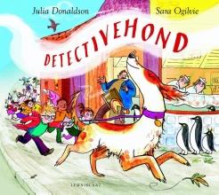 Julia  Donaldson Detectivehond