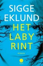 Eklund, Sigge Het labyrint