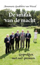 Annemarie Gualthérie van Weezel , De smaak van de macht