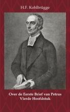 H.F. Kohlbrügge , Over de Eerste Brief van Petrus 4