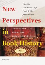 J. Salman M. van Delft  F. de Glas, New perspectives in book history