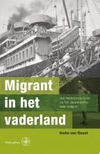 Ineke van Geest , Migrant in het vaderland