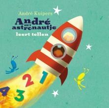 André  Kuipers Andre het astronautje leert tellen