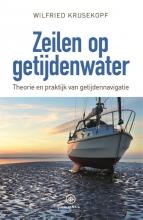 Wilfried Krusekopf , Zeilen op getijdenwater