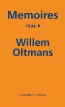 Willem Oltmans , Memoires 1994-B