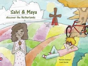 Mariem  Aameyri Salvi and Maya discover the Netherlands