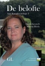 Gerda  Geven, Marjon  Hoeks Anja Koenders-trilogie De belofte (grootletter)