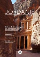 Godfried  Jacobs, Marlou van Loo Het Jordanië reismagazine 2019