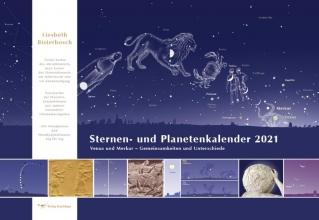 Liesbeth Bisterbosch , Sternen- und Planetenkalender 2021