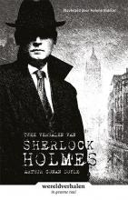 Arthur Conan  Doyle Twee verhalen van Sherlock Holmes