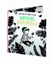 Corien  Oranje Babybijbel Knisperboekje