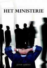 Joop Quint , Het ministerie