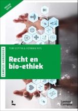 Herman Nys Tom Goffin, HB Recht en bio-ethiek
