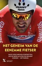 Giacomo  Pellizzari Het geheim van de eenzame fietser