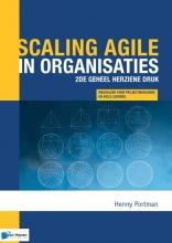 Henny Portman , Scaling agile in organisaties-2de geheel herziene druk