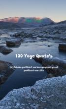 Happy Vegan , 100 Yoga Quotes