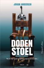 Johan Andersen , Dodenstoel