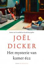 Joël Dicker , Het mysterie van kamer 622