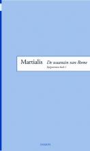 Martialis , De waanzin van rome