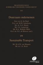 H.J. de Kluiver H. de Wulf  M.W. Scheltema  H. Walkate  G. Hesen  J. Langezaal  M. van Maanen  J. Kruit, Duurzaam ondernemen en Sustainable Transport