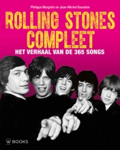 Philippe  Margotin, Jean-Michel  Guesdon The Rolling Stones compleet