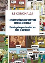 Ls Coronalis , Latijnse werkwoorden met hun verwanten in beeld
