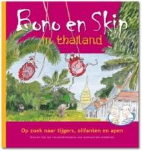 Evelien  Eefting, Herman van Dompseler Bono en Skip in Thailand