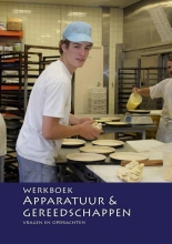 Nederlands Bakkerij Centrum , Werkboek apparatuur & gereedschappen