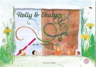 Alexandra  Ruijters Rolly & Skaty en de voetbal magie