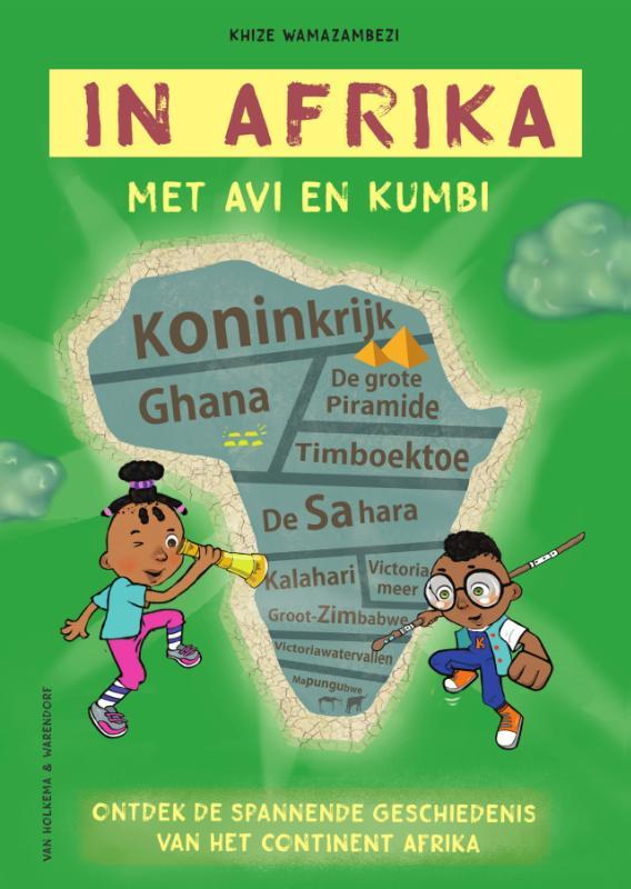 Khize wamaZambezi,In Afrika met Avi en Kumbi