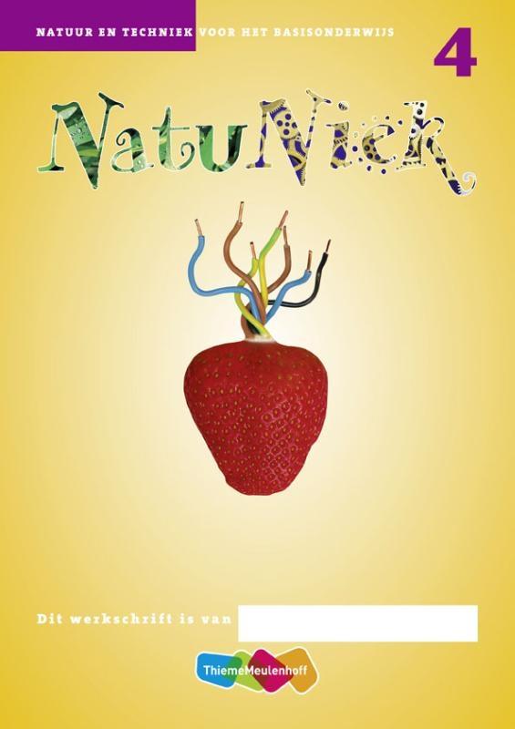 Ruud Rouvroye,Natuur en techniek voor het basisonderwijs Natuniek