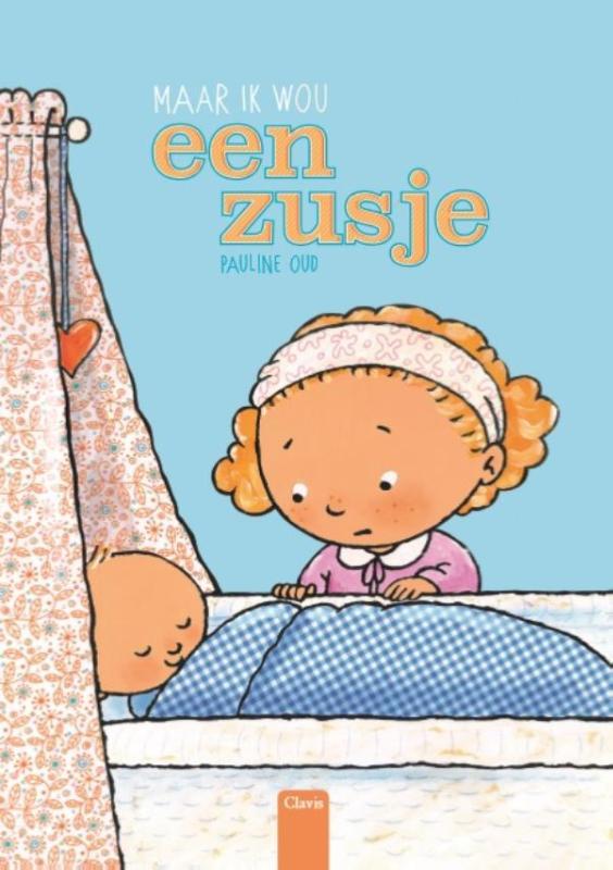 Pauline Oud,Maar ik wou een zusje