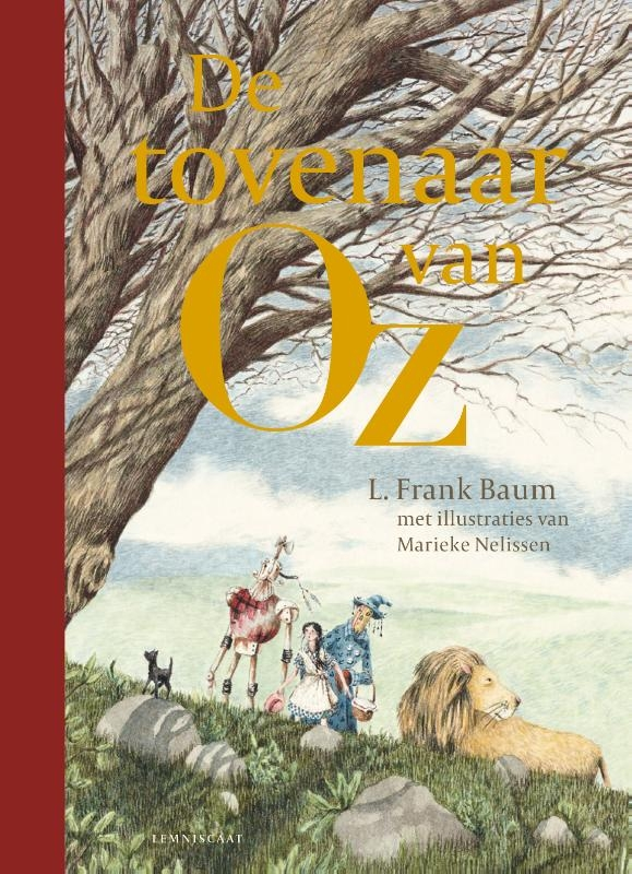 L. Frank Baum,De tovenaar van Oz