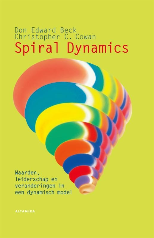 Don Edward Beck, Christopher C. Cowan,Spiral dynamics