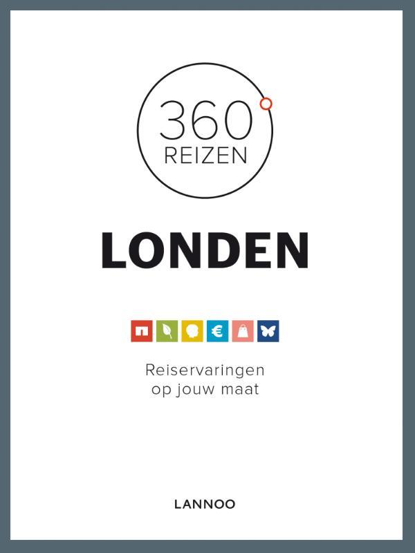 Esther Gotink,360° Londen