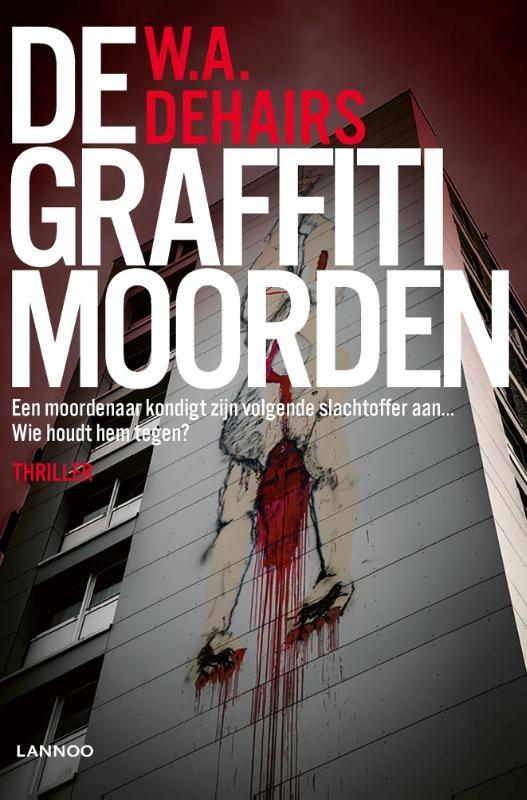 W.A.  Dehairs,De Graffitimoorden