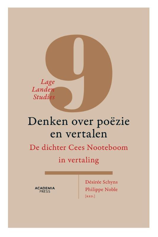 Désirée Schyns, Philippe Noble,Denken over poëzie en vertalen