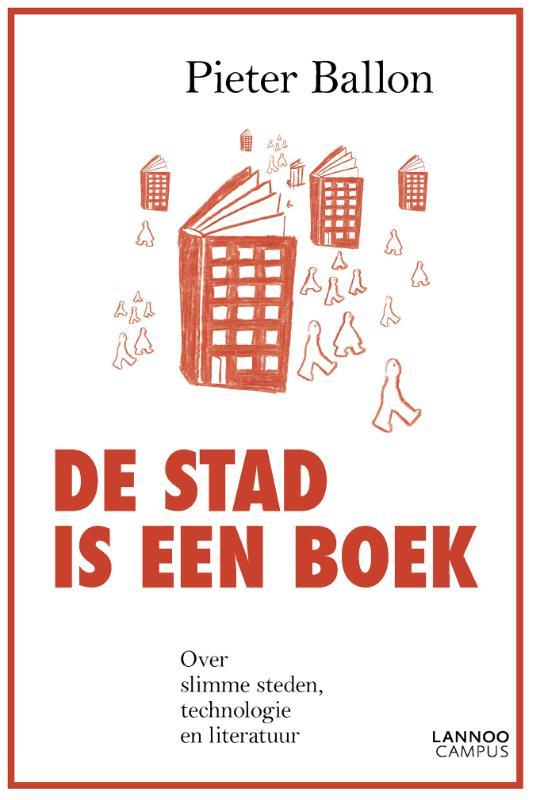 Pieter Ballon,De stad is een boek