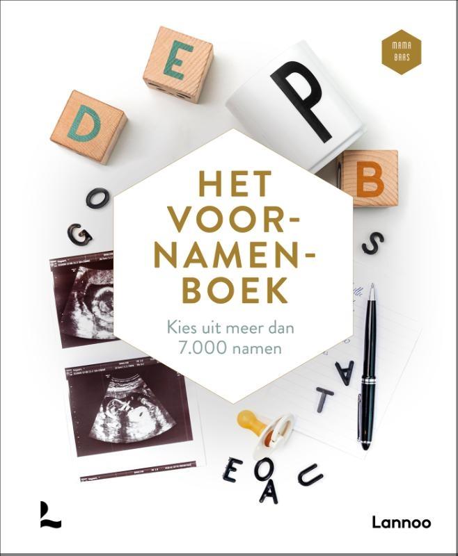 Mama Baas,Het voornamenboek