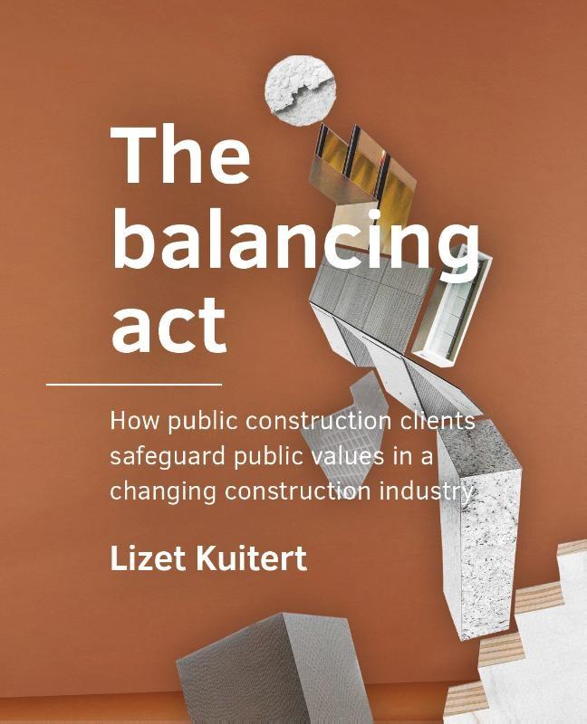 Lizet Kuitert,The balancing act