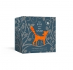 Fox and the Star,Gift Tags with Metallic Cord